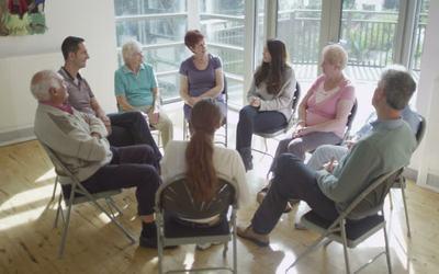 Посещение групп взаимопомощи - Алко-Помощь