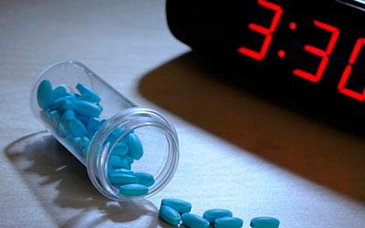 Чтобы снять симптоматику необходимы снотворные - Алко-помощь