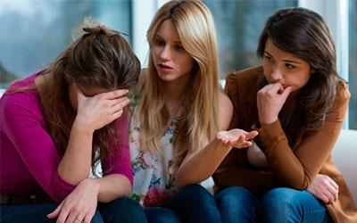 Ошибки в поведении родных - Алко-помощь