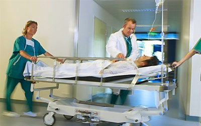 Госпитализация в клинику - Алко-помощь