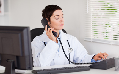 Звонок в клинику - Алко-помощь