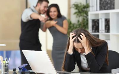 Боязнь потерять репутацию по месту работы - Алко-помощь