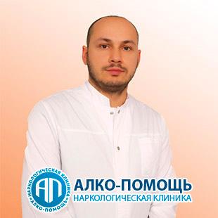 Врач Кизицкий - Клиника Алко-Помощь