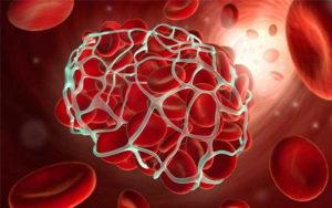 Нарушенной свертываемости крови - Алко-помощь