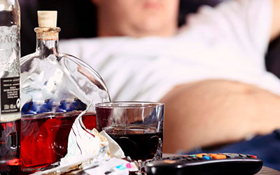 Длительный алкогольный запой - Алко-помощь