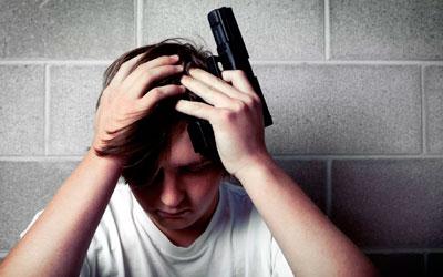 Склонности к суициду - Алкопомощь