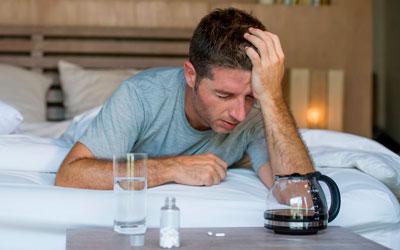 Признаки типичного похмелья - Алко - помощь