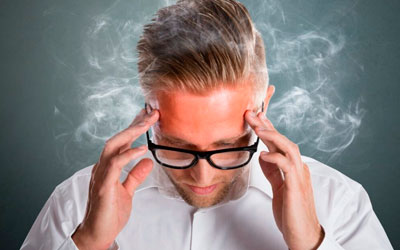 Стресс и переутомление- Алко - помощь