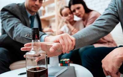 Кодировка от алкоголя - Алко-помощь
