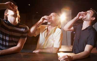 От единичных пьянок к долгому запою - Алко-помощь
