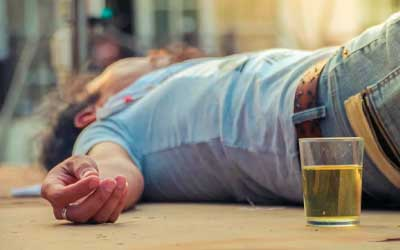 Тяжелая алкогольная интоксикация - Алко-помощь