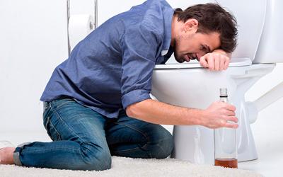 Алкогольный токсикоз: симптомы - Алко-помощь