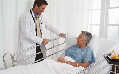 Больной в стационаре - Алко-помощь