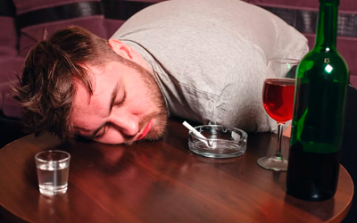 Запой сразу после окончания срока кодирования - Алко-помощь