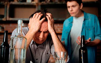 Больной начинает пьянствовать снова - Алко-помощь