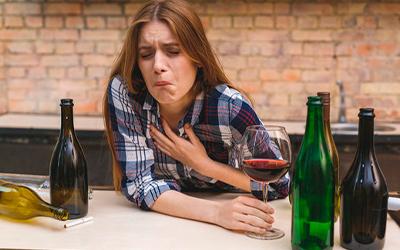 Признаки алкоголизма третьей стадии - Алко-помощь
