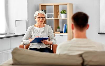 Работа с психотерапевтом - Алко-помощь