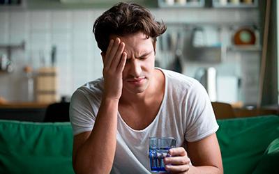 Стадии переработки спиртного - Алко-помощь