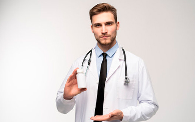 Включение врачом в терапевтическую программу транквилизаторов - Алко-помощь