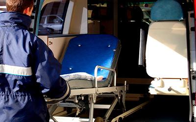 Доставка больного в стационар - Алко-помощь