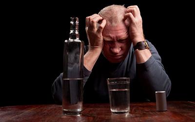 Развитие следующей стадии алкоголизма - Алко-помощь